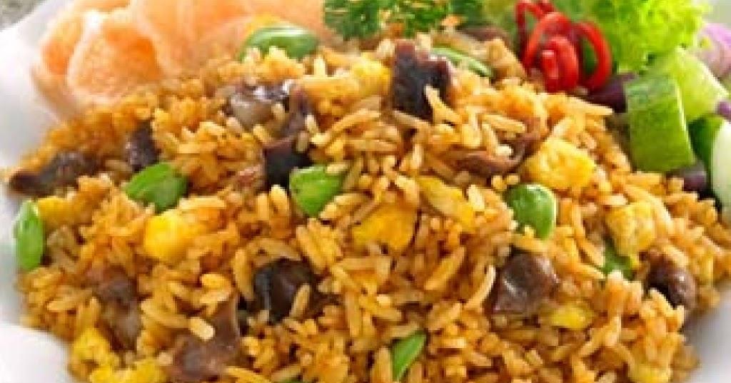 resepi nasi nasi goreng rasmi suc Resepi Nasi Kuning Malaysia Enak dan Mudah
