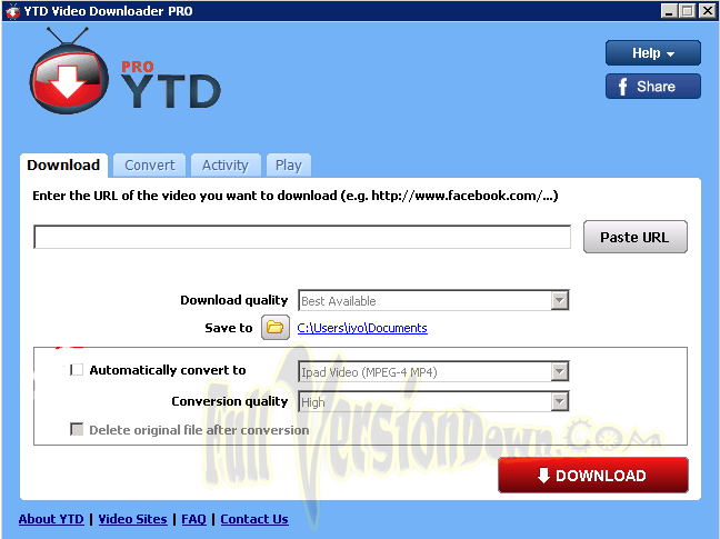 YouTube Video Downloader PRO Full Version