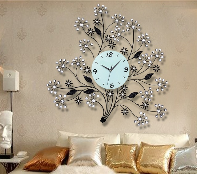 Handmade Wall Clock Design Ideas