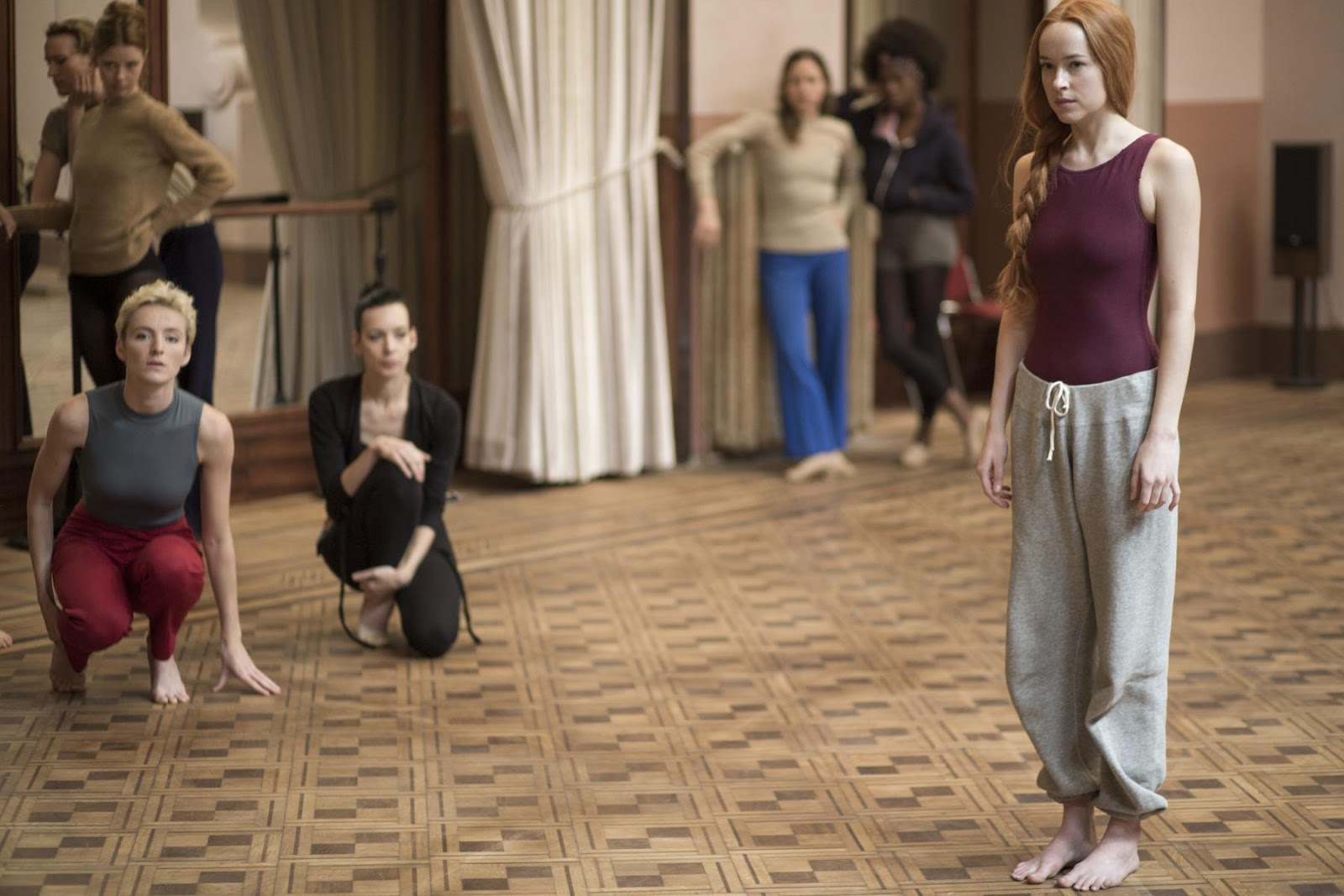 Suspiria - pelicula - Dakota Johnson