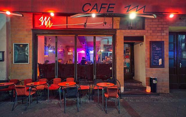 Café M em Berlim