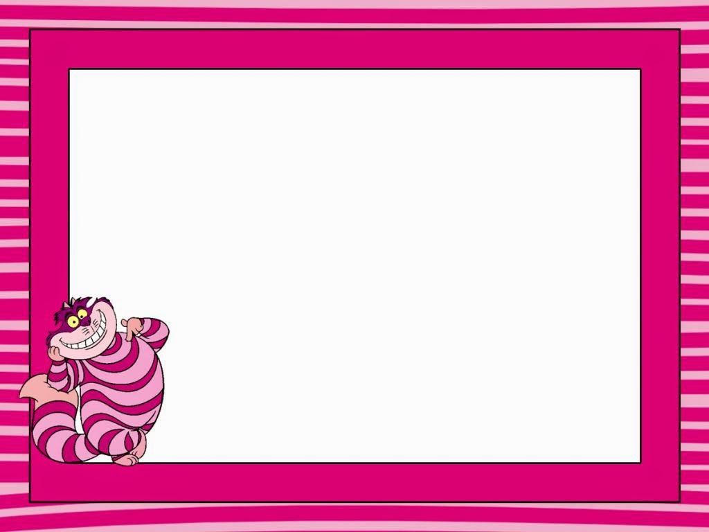 Alicia en el País de las Maravillas: Cuaderno en Rosa y Fucsia para ...