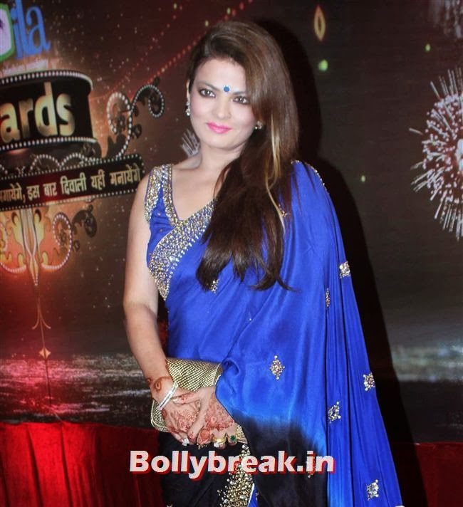 Sheeba, ITA Awards 2013 - Red Carpet Pics