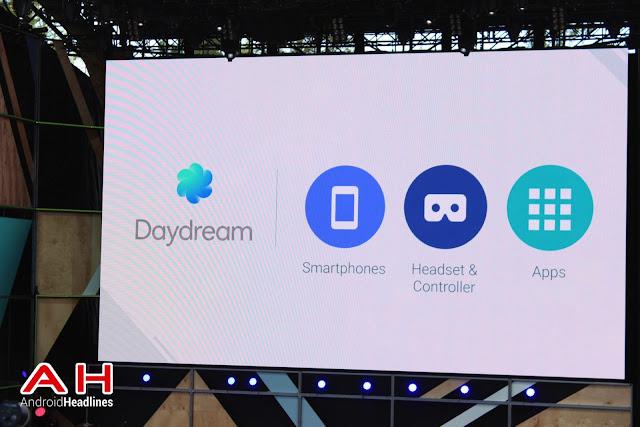 Daydream Google I/O 2016