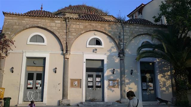 Λίγα βήματα πριν τη δημοπράτηση η αποκατάσταση του ΤΡΙΑΝΟΝ στο Ναύπλιο