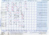 Swallows vs. Carp, 07-02-11. Carp win, 6-5.