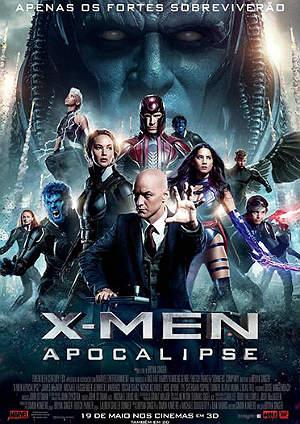 Filme Poster X-Men: Apocalipse