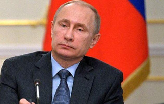 Ο Πούτιν ανέστειλε την συμφωνία με τις ΗΠΑ για το πλουτώνιο