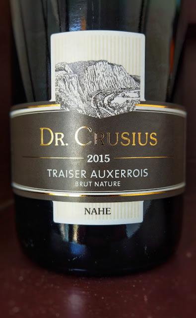 Sekt vom Weingut Dr. Crusius