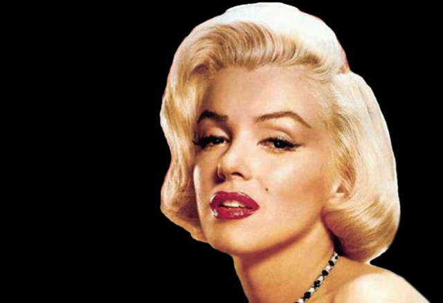 Cinema Connection Hair And Makeup Mark The Look Of Marilyn Monroe