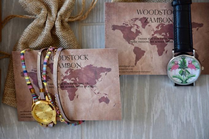 Woodstock Zambon, orologi con stile e personalità
