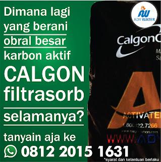 harga karbon aktif calgon indonesia termurah