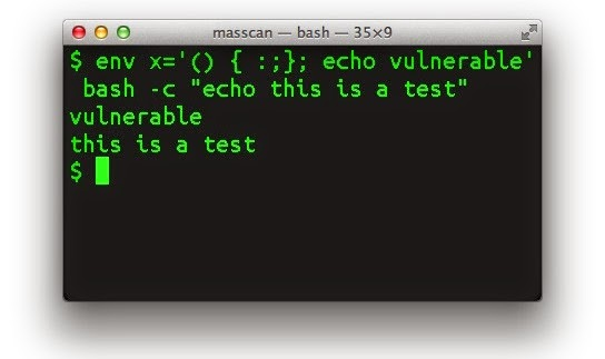 OS X Safe from `Bash'