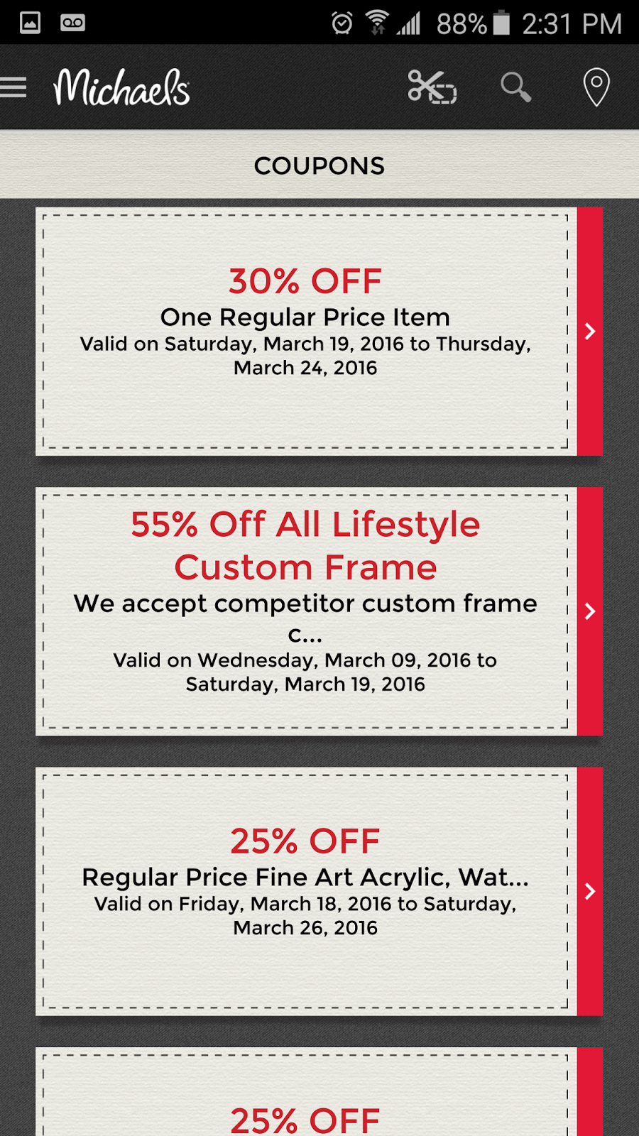 Awesome Michaels Custom Framing Coupon 60 Off Adornment - Picture ...