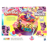 My Little Pony the Movie Play-Doh Friendship Ahoy Set
