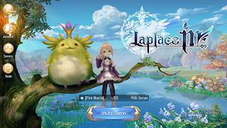 Cara cepat leveling di game Laplace M, cara cepat menaikkan level di game Laplace M