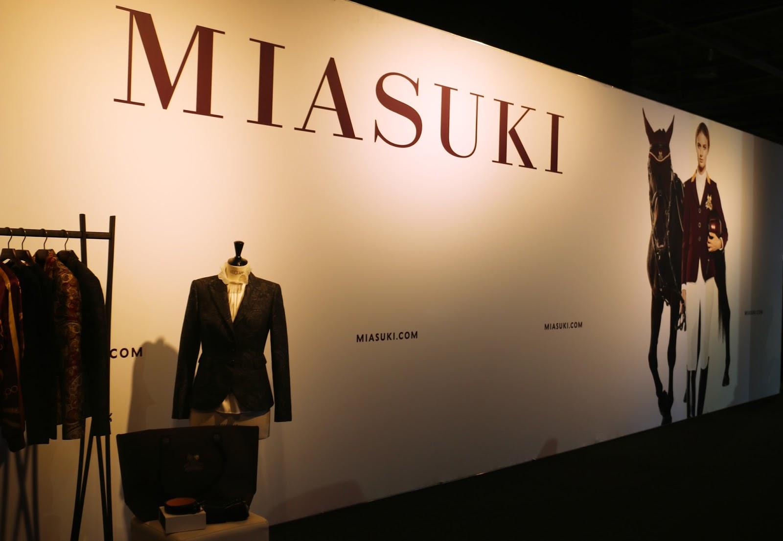 MIASUKI Riders Club At Longines Masters