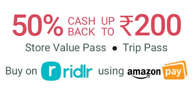 Amazon – Get 50% Cashback upto Rs 200 on Your 1st Shopping Order