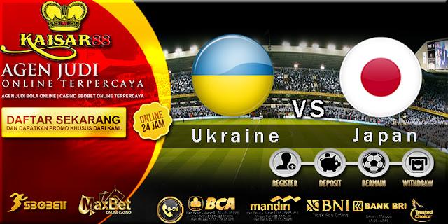 Prediksi Bola Jitu Ukraine vs Japan 27 Maret 2018