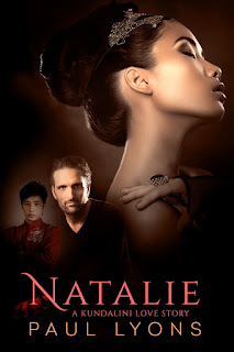 Front Cover of Paul Lyons' novel Natalie