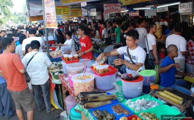 Pusat Jajanan dan Kuliner kota Gunungsitoli (Eks Pasar Gomo)