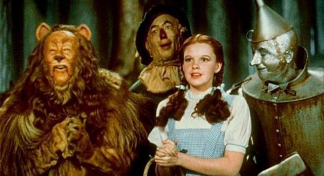 El mago de Oz, 1