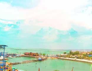 Wahana Rekreasi Wisata Bahari Lamongan