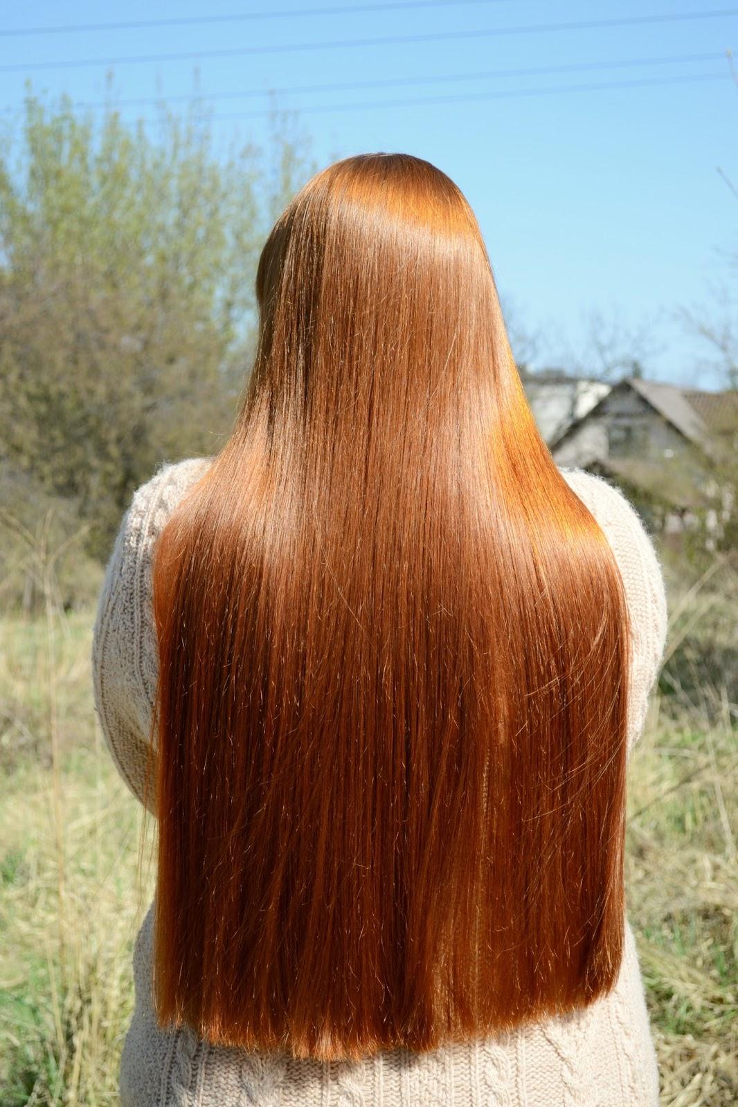 30 dni dla pięknych włosów: jak wyciągnąć z Cassii najwięcej złoto-miedzianego koloru