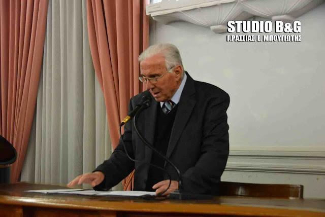 Συλλυπητήρια του Συλλόγου ΑμεΑ Αργολίδας για τον θάνατο του Δ. Παπανικολάου