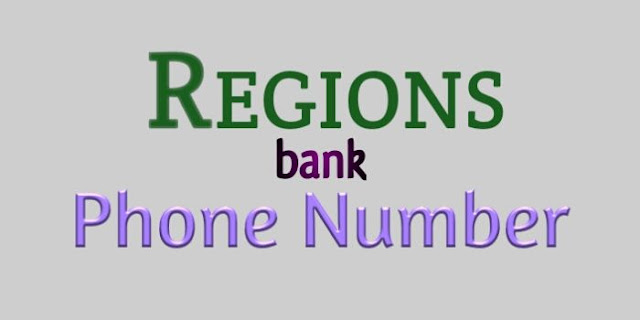 Regions Bank Phone Number, Regions Bank Customer Service Number