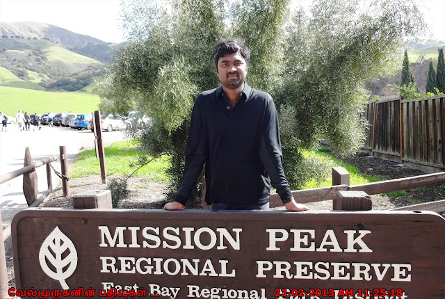 Mission Peak Regional Preserve