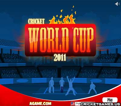 Online Cricket World Cup 2011 Game