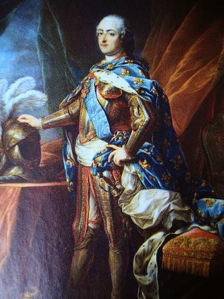 Louis XV by Charles-André van Loo