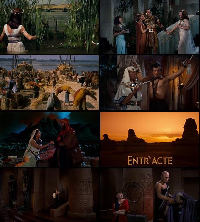 The Ten Commandments 1956 Dual Audio Hindi 720p BluRay