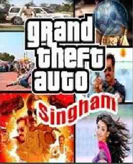 GTA Singham wallpapers, screenshots, images, photos, cover, poster