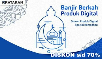 Diskon Ratakan Spesial Ramadhan