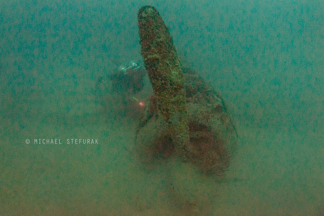 Scuba Diving, Underwater Photography, Coron Wreck, Plane Wreck