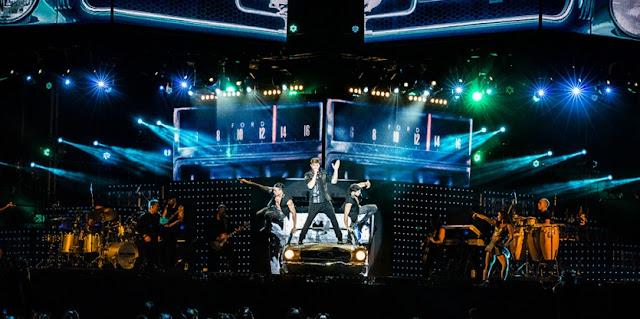 Ricky Martin actúa en el Bizkaia Arena de BEC! el 11 de junio