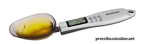 Bilancia digitale a cucchiaio silvercrest da lidl - Silvercrest bilancia digitale da cucina ...