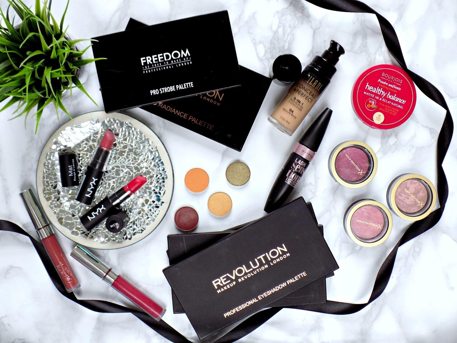 10 fantastic makeup products under £10