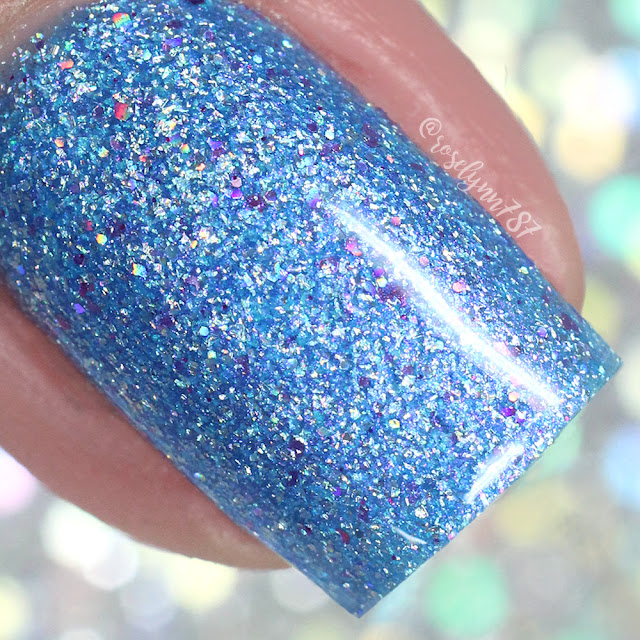 Noodles Nail Polish - Caribbean Waters