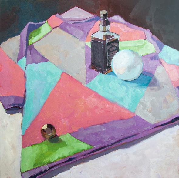katarzyna urbaniak malarstwo olejne oil painting Poland artist still life