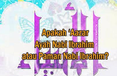 """""""Azar Atau Tarakh Sama Sama Di Neraka"""" [Syiah Bingung]"""