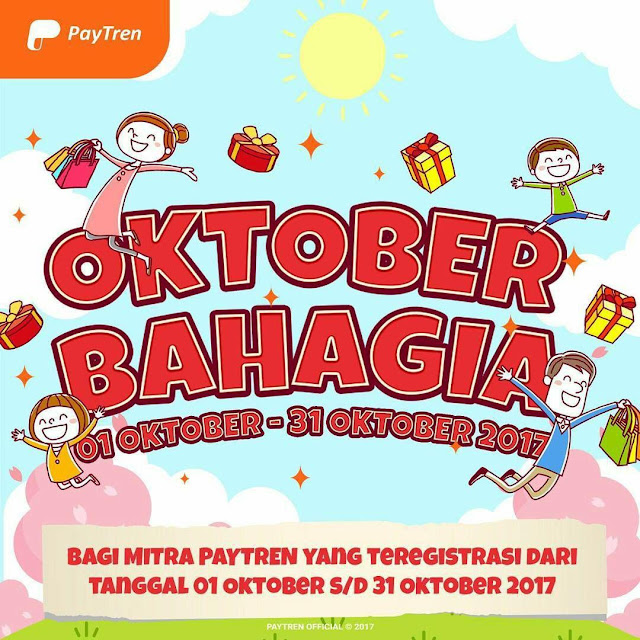 Promo Oktober Bahagia