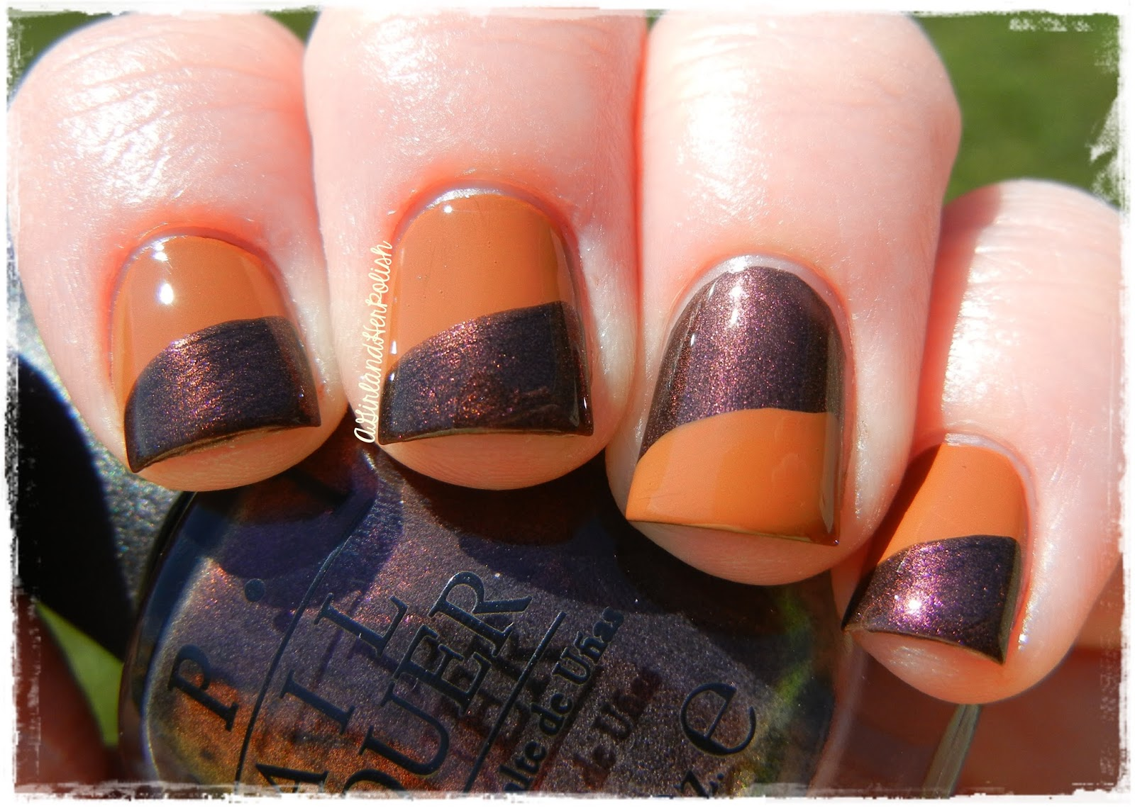 A Girl And Her Polish Opi San Francisco Collection A