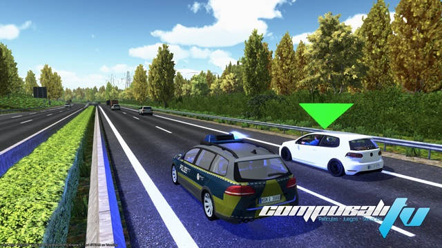 Autobahn Police Simulator PC Game