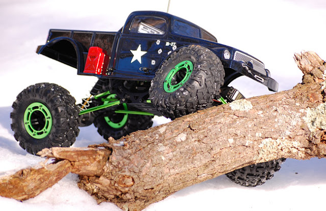 Axial AX10 Scorpion rc crawler