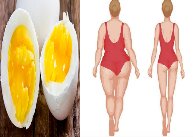 Effective Egg Diet: Lose Belly Fat In 3 Days With This Boiled Egg Diet Plan