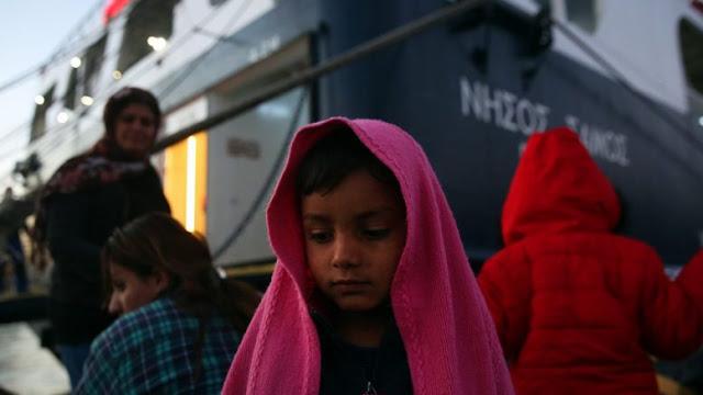 Eurostat: Τουλάχιστον 2.600 ασυνόδευτα παιδιά ζήτησαν άσυλο στην Ελλάδα το 2018