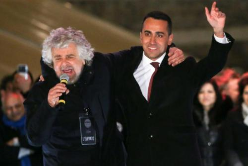 Italia y Turquía: números en rojo